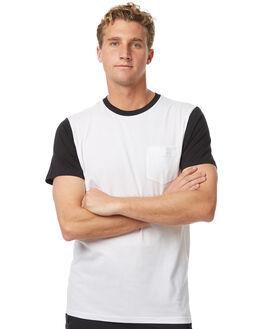 WHITE MENS CLOTHING VOLCOM TEES - A5031772WHT