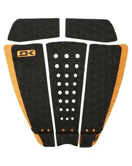 BLACK ORANGE BOARDSPORTS SURF DAKINE TAILPADS - 10001762BLKOG