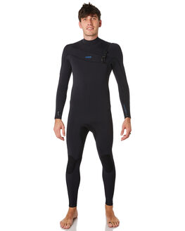 BLACK BLUE BOARDSPORTS SURF ADELIO MENS - 43CDS17BLKBL