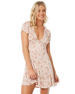 PINK DAHLIA WOMENS CLOTHING LILYA DRESSES - RVD07-ERLAW18PKDHL