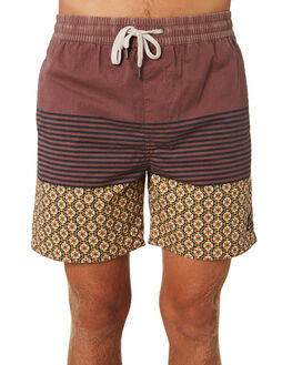 BURG MULTI MENS CLOTHING INSIGHT BOARDSHORTS - 1000061833BURG