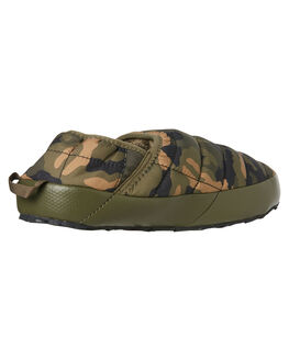 NEW TAUPE WOMENS FOOTWEAR THE NORTH FACE SLIP ONS - NF0A3V1HGX1