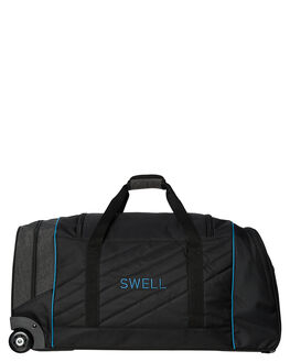 BLACK BLUE MENS ACCESSORIES SWELL BAGS - S51741555BKBLU