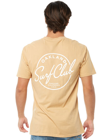 SAND MENS CLOTHING OAKLAND SURF CLUB TEES - SP18-T3-SSAND
