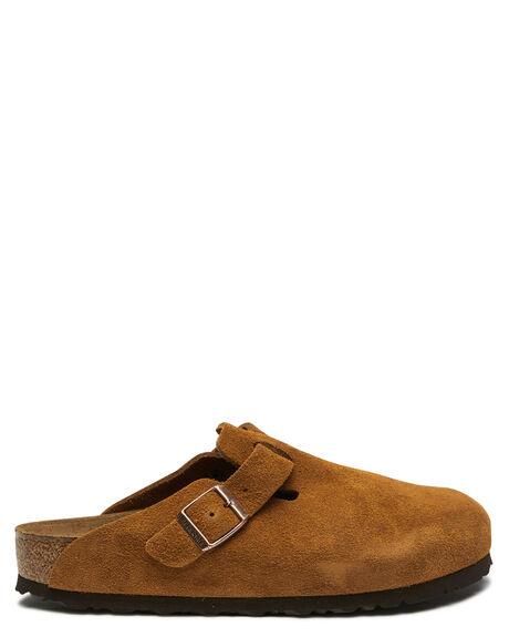MINK MENS FOOTWEAR BIRKENSTOCK FASHION SHOES - 1009542MMINK