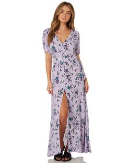 MULTI WOMENS CLOTHING RUSTY DRESSES - DRL0953THS