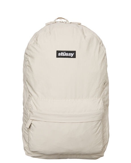 DUSTY GREY MENS ACCESSORIES STUSSY BAGS - ST773027DGRY