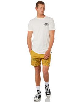 GOLD MENS CLOTHING BANKS BOARDSHORTS - BS0203GLD