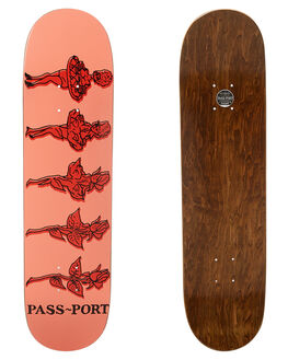 MULTI SKATE DECKS PASS PORT  - R21MRPHDDECKROSIE