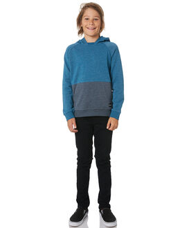 BLUE FORCE KIDS BOYS HURLEY JUMPERS + JACKETS - BQ2086436