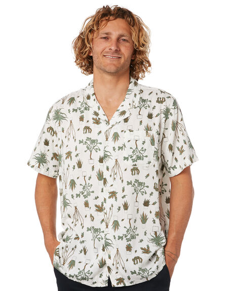 OLIVE NIGHT MENS CLOTHING LEVI'S SHIRTS - 72625-0028