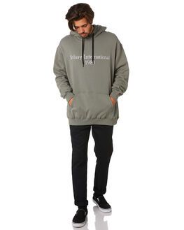 LICHEN MENS CLOTHING STUSSY JUMPERS - ST097202LIC