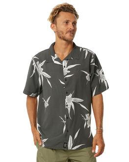 MULTI MENS CLOTHING THRILLS SHIRTS - TR7-203ZMULTI