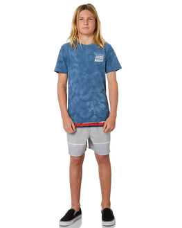 NAVY KIDS BOYS RIP CURL TEES - KTEOF20049