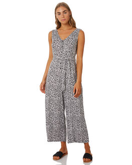 RITUAL FLORAL WOMENS CLOTHING THE HIDDEN WAY PLAYSUITS + OVERALLS - H8188447RTFRL