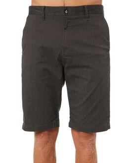 CHARCOAL HEATHER MENS CLOTHING VOLCOM SHORTS - A09117V3CHH