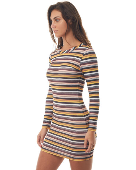 MULTI OUTLET WOMENS AFENDS DRESSES - W181810MULTI