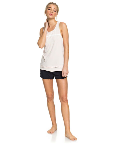 PEACH BLUSH WOMENS CLOTHING ROXY ACTIVEWEAR - ERJKT03624-MDT0