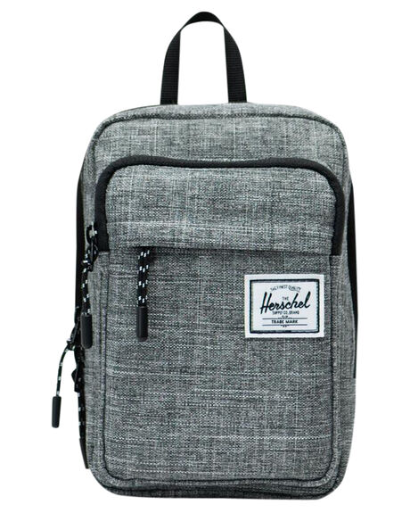 RAVEN XHATCH MENS ACCESSORIES HERSCHEL SUPPLY CO BAGS + BACKPACKS - 10568-00919-OSRAV