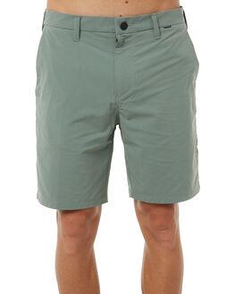 CLAY GREEN MENS CLOTHING HURLEY SHORTS - 895076365