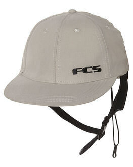 GREY SURF ACCESSORIES FCS SURF HATS - 2925-GRY1