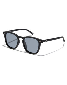 BLACK RUBBER MENS ACCESSORIES LE SPECS SUNGLASSES - 1702056BLKRB