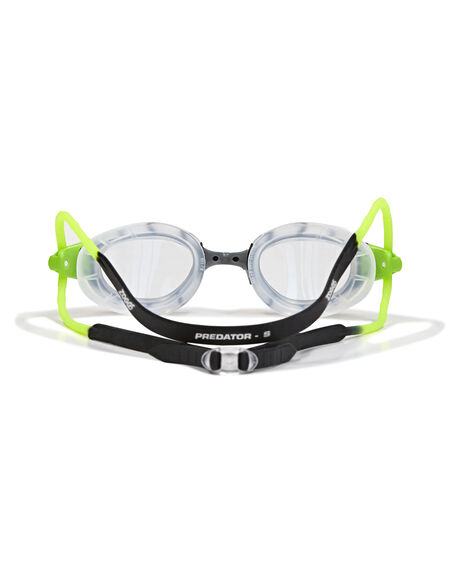 BLACK LIME CLEAR BOARDSPORTS SURF ZOGGS ACCESSORIES - 334862BLMC