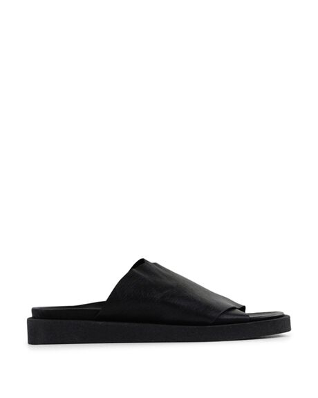 BLACK WOMENS FOOTWEAR BUENO FASHION SANDALS - JESSEAOBLACK36