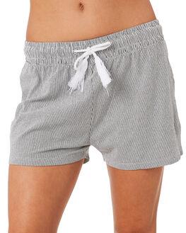 MINI STRIPE WOMENS CLOTHING SWELL SHORTS - S8174231MINST