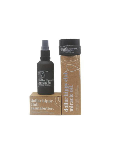 NATURAL HOME + BODY BODY DOLLAR HIPPY CLUB SKINCARE - DHC113K