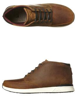 BROWN MENS FOOTWEAR REEF SNEAKERS - A2XMTBRO