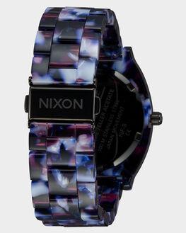 BLACK MULTI WOMENS ACCESSORIES NIXON WATCHES - A3272336-00