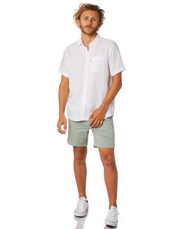 MOSS MENS CLOTHING ACADEMY BRAND SHORTS - 19S602MOSS