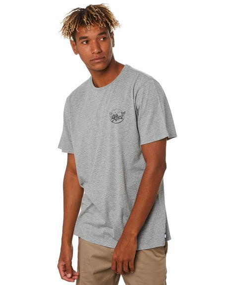 GREY MARLE MENS CLOTHING DEPACTUS TEES - D5203006GRYMA