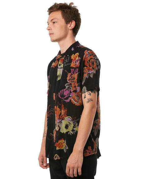FLOWERS MENS CLOTHING ROLLAS SHIRTS - 152813417