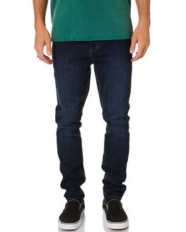 DARK BLUE MENS CLOTHING INSIGHT JEANS - 1000079236DKBLU