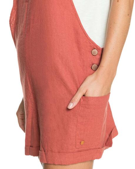 MARSALA WOMENS CLOTHING ROXY PLAYSUITS + OVERALLS - ERJWD03510-MPD0