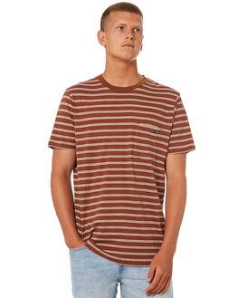 DIRT STRIPE MENS CLOTHING WRANGLER TEES - 901452GN9