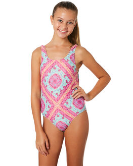 MULTI KIDS GIRLS SEAFOLLY SWIMWEAR - 15622-005MUL
