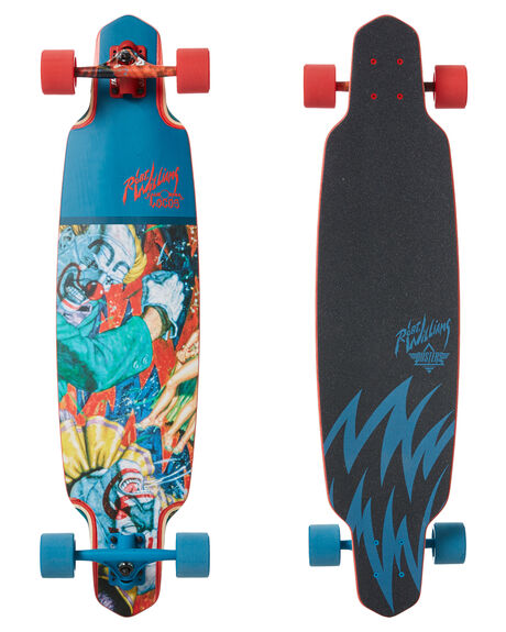 COLBALT RED BOARDSPORTS SKATE DUSTERS COMPLETES - 10531483RED