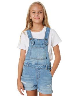 CHALK BLUE KIDS GIRLS RUSTY DRESSES + PLAYSUITS - MCG0001CKU