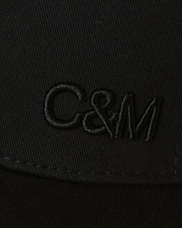BLACK WOMENS ACCESSORIES C&M CAMILLA AND MARC HEADWEAR - OCMA98BLK