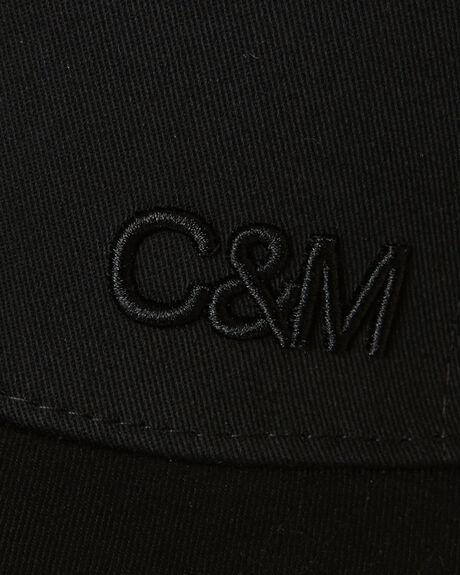 BLACK WOMENS ACCESSORIES C&M CAMILLA AND MARC HEADWEAR - OCMA98BLK
