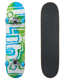 GREEN BLUE BOARDSPORTS SKATE BLIND COMPLETES - 10511279GRBLU