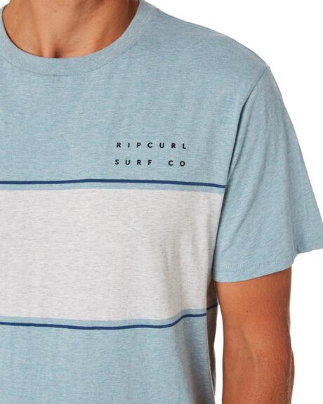 OCEAN MARLE MENS CLOTHING RIP CURL TEES - CTEVY29273