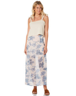 FLORAL PRINT WOMENS CLOTHING SASS SKIRTS - 12795SWSSPRT