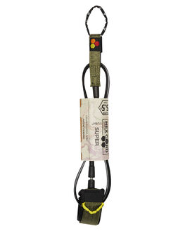 ARMY BLACK SURF HARDWARE CHANNEL ISLANDS LEASHES - 14161100304ARMBK