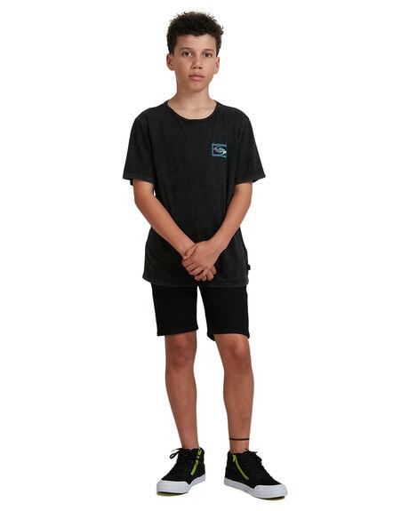 TRUE BLACK KIDS BOYS QUIKSILVER SHORTS - EQBDS03062-KVJ0