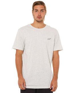 WHITE MARLE MENS CLOTHING RHYTHM TEES - JAN18M-PT01WHT