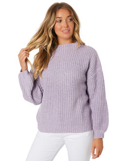 PURPLE OUTLET WOMENS RUSTY KNITS + CARDIGANS - CKL0352THS